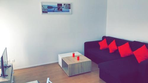 Appartement Tout Confort Saint Etienne : Apartment near La Tour-en-Jarez