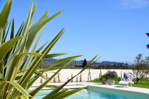 Le Mas Saint Philippe : Guest accommodation near Vacqueyras