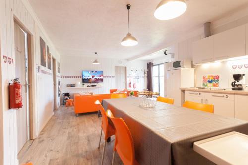 Apartment des Prés Blondeau : Apartment near Beaufort-en-Vallée