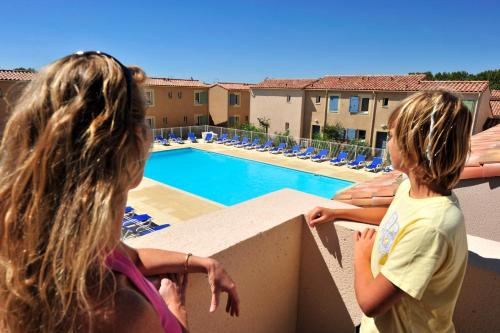 Résidence Goélia Le Mas des Arènes : Guest accommodation near Mouriès