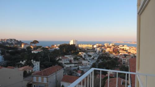 Dame la Garde et Horizons : Apartment near Marseille 7e Arrondissement