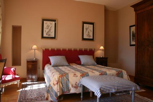 Château de La Grèze : Bed and Breakfast near Bilhac