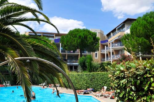 Résidence Goélia Arcadius : Guest accommodation near Balaruc-le-Vieux