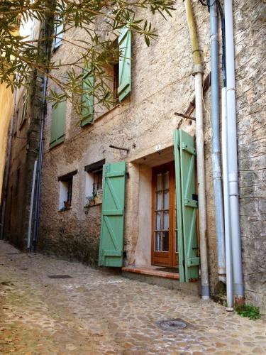 Traditional Provencal Stone House : Guest accommodation near Entrecasteaux