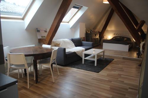 Appartement et gîte Chez l'Habitant : Apartment near Gundolsheim