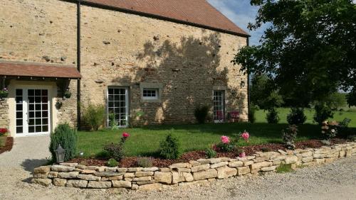 La Grange de Moisey : Bed and Breakfast near Toutenant