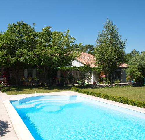 Le Jas de Berrias : Guest accommodation near Saint-Paul-le-Jeune