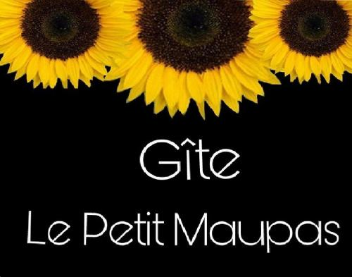 Le Petit Maupas : Guest accommodation near Sainte-Cécile