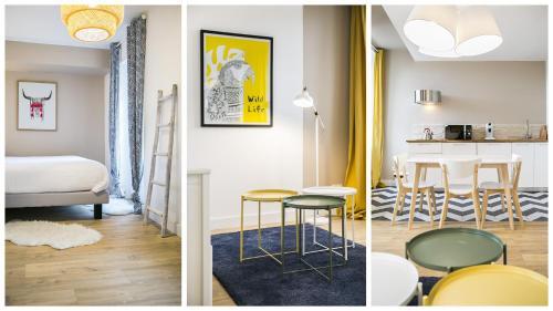 Les Z'apparts Urban Loft : Apartment near Marseille 1er Arrondissement