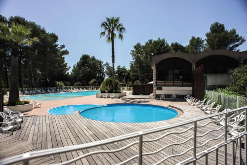 Belambra Clubs Grasse - Le Clavary - Half Board : Guest accommodation near Pégomas