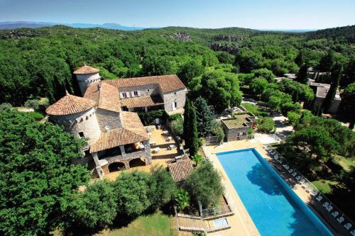 Belambra Clubs Casteljau - Lou Castel : Guest accommodation near Berrias-et-Casteljau