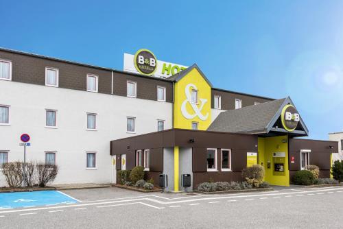 B&B Hôtel Annecy : Hotel near Chaumont