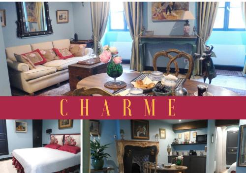 Suite for 2-LAMAISONDELOISELIER-Inner Beaune : Apartment near Beaune