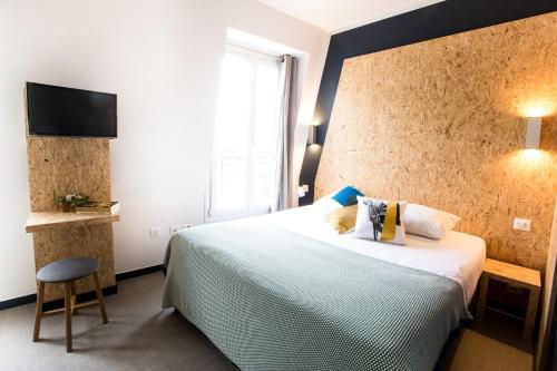 Beautiful Belleville Hôtel & Hostel : Hostel near Paris 19e Arrondissement