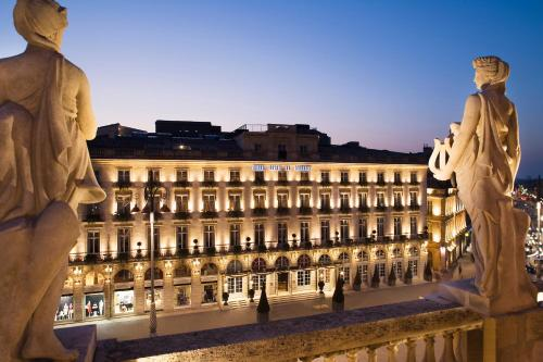 InterContinental Bordeaux Le Grand Hotel : Hotel near Bordeaux
