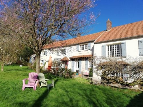 La Maison dans la Brie : Bed and Breakfast near Quiers