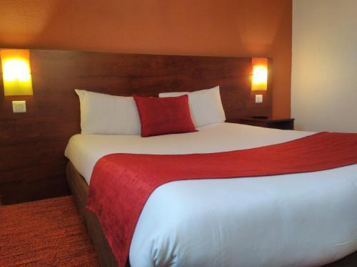 Hôtel balladins Lyon / Villefranche-sur-Saône : Hotel near Misérieux