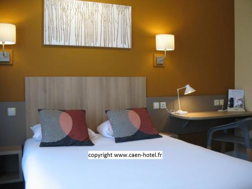 Hôtel Du Havre : Hotel near Cauvicourt