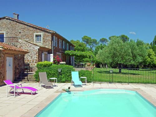 Villa le Luc BCH : Guest accommodation near Flassans-sur-Issole