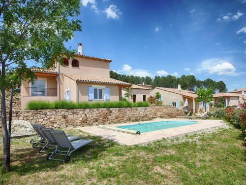 Villa Olivier 22 : Guest accommodation near Saint-Genest-de-Beauzon