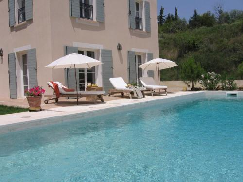 Villa Bastide d Or : Guest accommodation near Saint-Pons-de-Mauchiens
