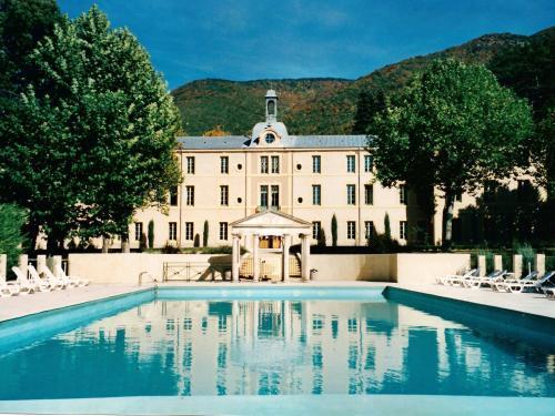 Chateau Des Gipières : Apartment near Savoillan