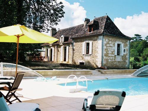 Maison De Vacances - Campsegret : Guest accommodation near Saint-Julien-de-Crempse