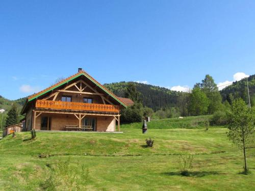 Chalet De La Montagne : Guest accommodation near Ranspach