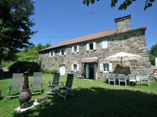 Holiday home La Montagne : Guest accommodation near Saint-Cirgues-en-Montagne