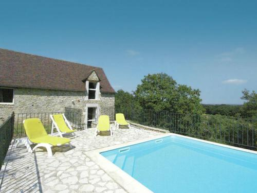 Maison De Vacances - Florimont-Gaumier 1 : Guest accommodation near Salviac