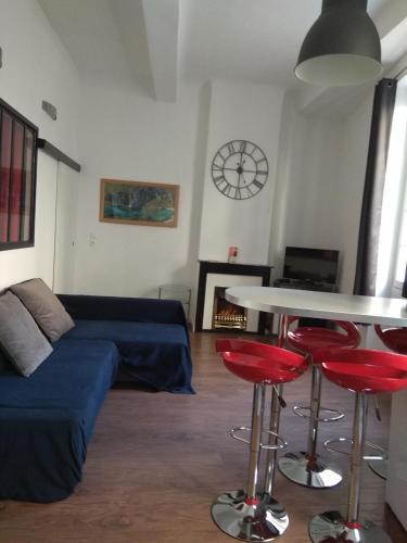 La Maison de Valentino : Apartment near Marseille 2e Arrondissement