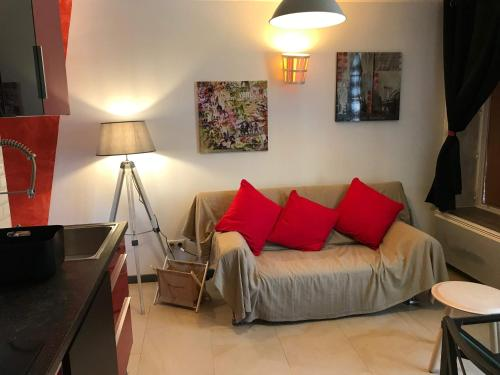 Studio Jennifer : Apartment near Marchais-Beton