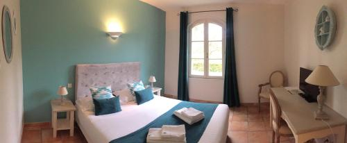 La Bastide Saint Martin : Hotel near Rustiques