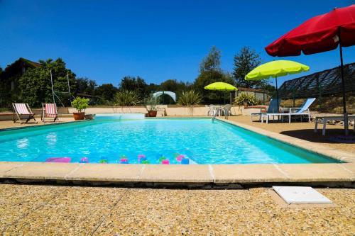 Le Chai at Le Prielle : Guest accommodation near Saint-Agnet