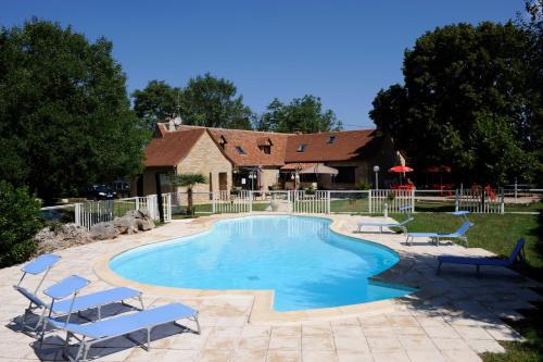 Village de Chalets de Rocamadour : Guest accommodation near Rignac