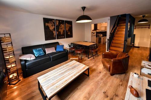 Le Ch'ti Champenois : Apartment near Fleury-la-Rivière