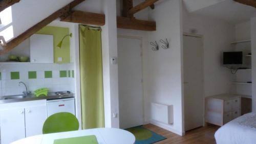 Les Logettes : Apartment near Saint-Erblon