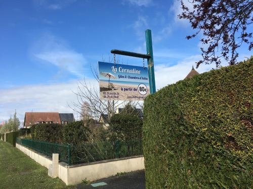 La Cornaline : Guest accommodation near Périers-en-Auge