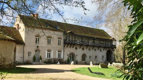 Moulin St Julien : Bed and Breakfast near Saint-Hilaire-Saint-Mesmin