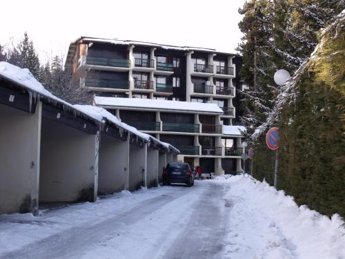 Appartement Val Cristal : Apartment near Eyne