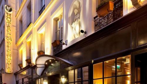 Hôtel De Fleurie : Hotel near Paris 6e Arrondissement