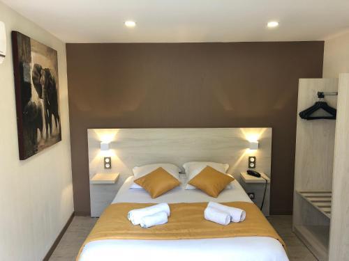 Le Relax : Hotel near Escoire