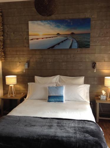 Villa Andernos : Guest accommodation near Lanton