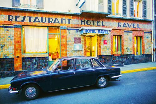 The Old Hotel Ravel Centre : Hotel near Clermont-Ferrand