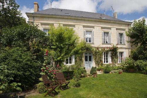 Les Basses Fontaines : Bed and Breakfast near Saint-Cyr-la-Lande