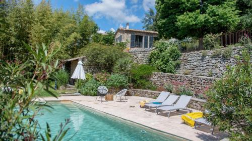 Le Domaine du Fayet : Bed and Breakfast near Laboule