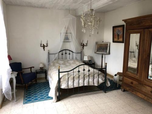 La Gandonne : Guest accommodation near Codolet