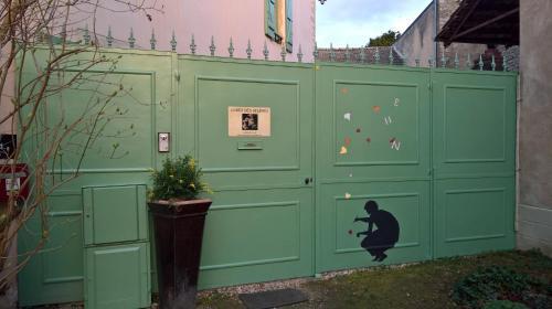 Le Logis Des Silenes : Guest accommodation near Foissy