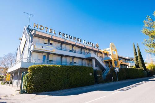 Premiere Classe Toulon La Seyne-sur-Mer : Hotel near Six-Fours-les-Plages