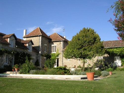 Chambres d'Hôtes La Pocterie : Bed and Breakfast near Monthoiron
